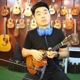 《情非得已》ukulele弹唱BY柠檬音乐教学