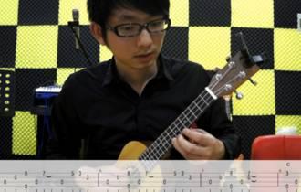 《旅行的意义》尤克里里弹唱教学完整版BY小鱼