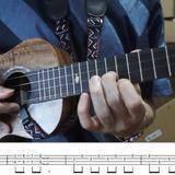 《旅行的意义》指弹谱附尤克里里独奏教学