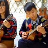 《七里香》ukulele合奏(小宇&晓丹)