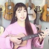 《七月上》尤克里里弹唱教学_小美琪
