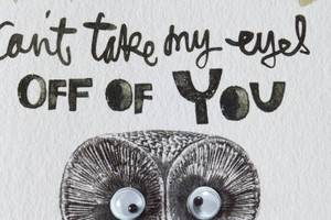 《can't take my eyes off you》尤克里里谱_桃子鱼仔版