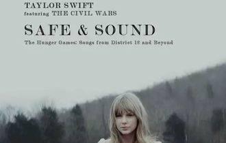 《Safe and Sound》尤克里里谱_Taylor Swift