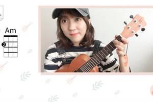 《奇妙能力歌》尤克里里谱_简单版弹唱视频教学_白熊音乐