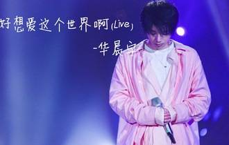 《好想爱这个世界啊》尤克里里弹唱谱_华晨宇_TODO品牌尤克里里