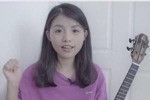 《那些你很冒险的梦》尤克里里谱_指弹版ukulele谱_指弹教学视频