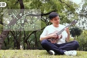 《我好想你》尤克里里指弹视频 Cover by桃子鱼仔